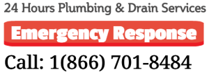 Emergency Plumbing and Drain Services