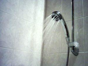 Water Pressure loss